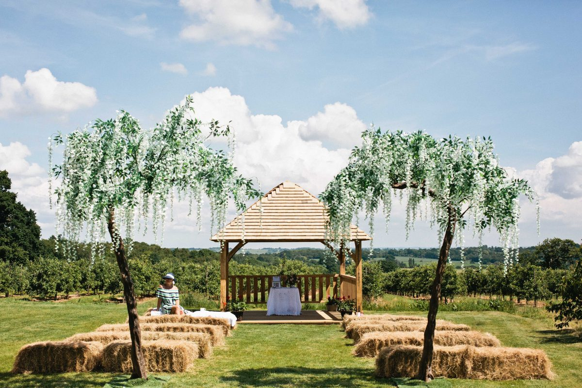 The Cherry Barn Wedding Venue