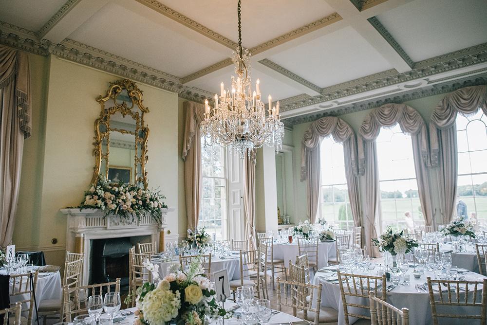 Prestwold Hall Wedding Venue
