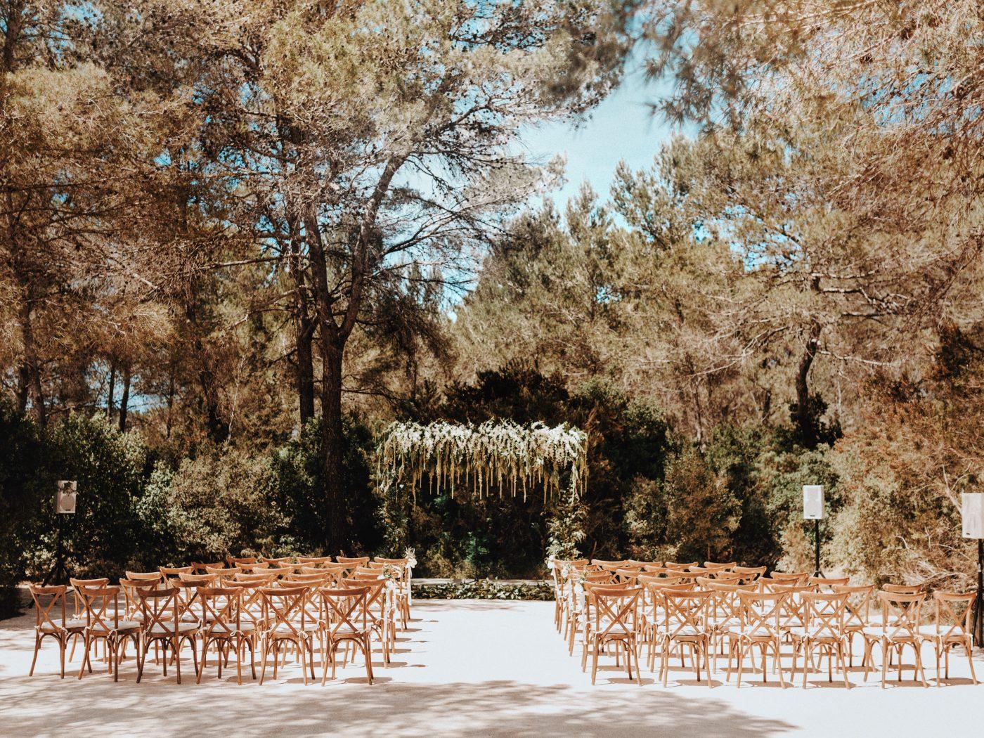 Ibiza Wedding Ceremony
