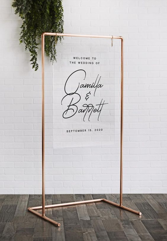 Copper Pipe DIY Table Plan