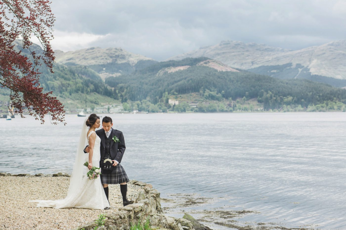 The Lodge on Loch Goil Wedding Venue
