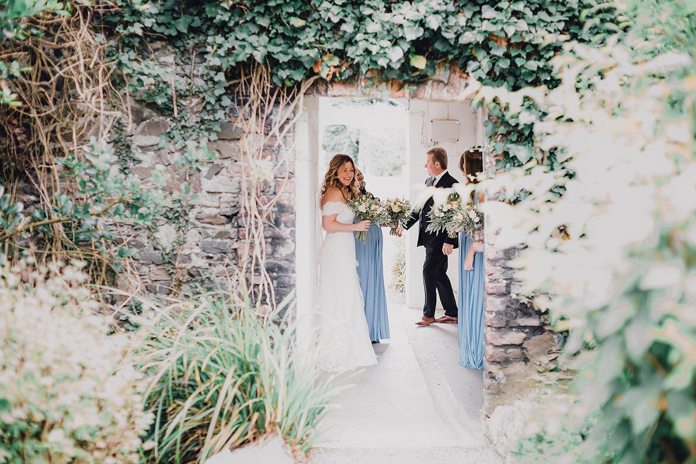 Wedding at Rathsallagh House