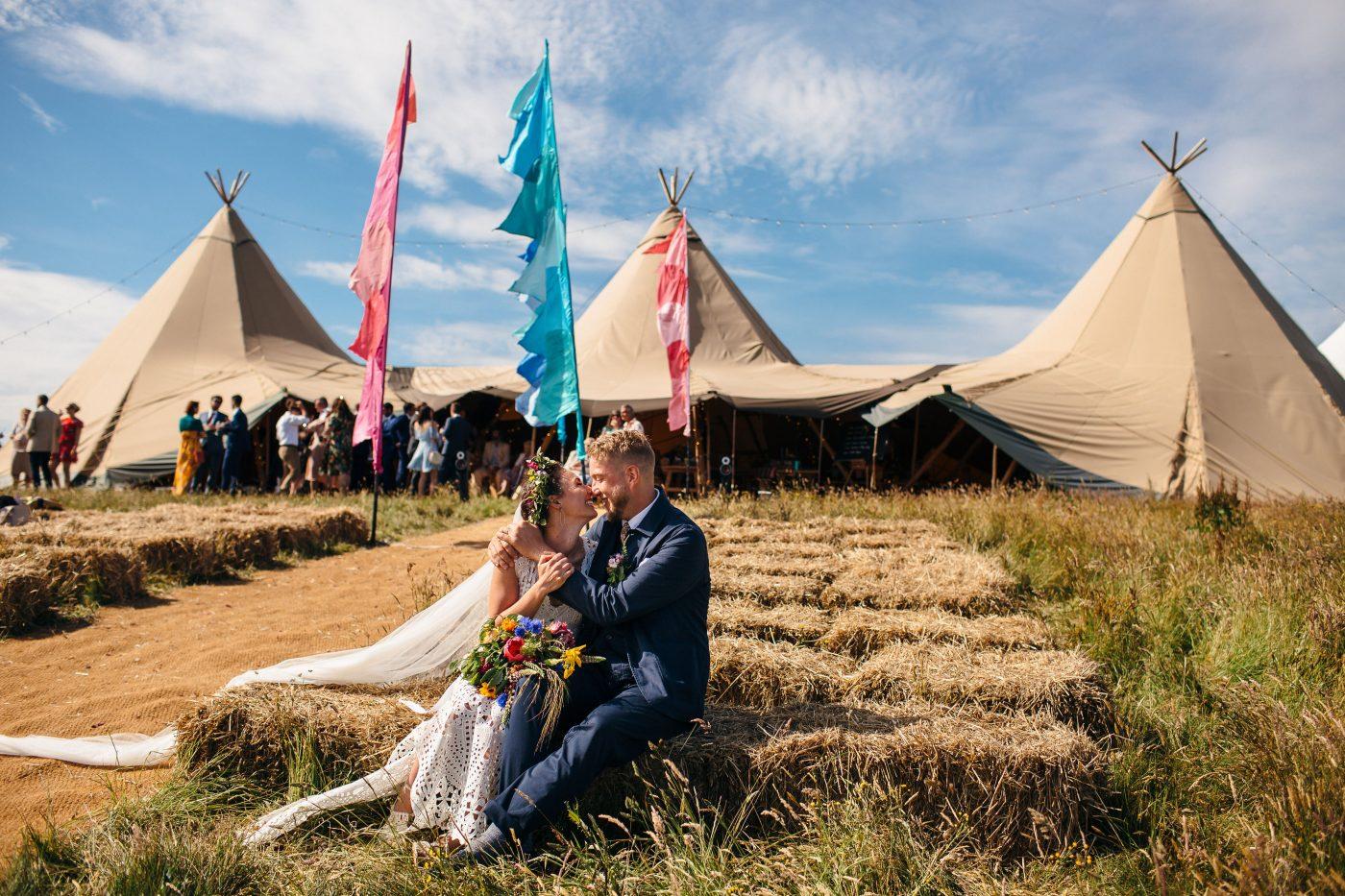 Wild Tipi Wedding Venue