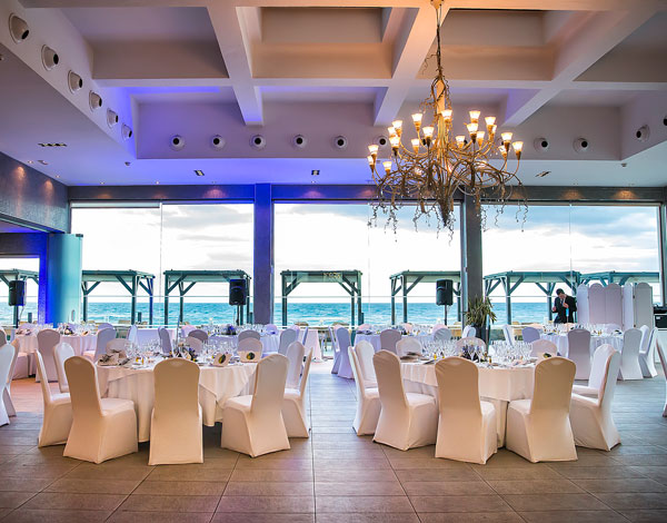 La Cabane Beach Club Wedding Venue