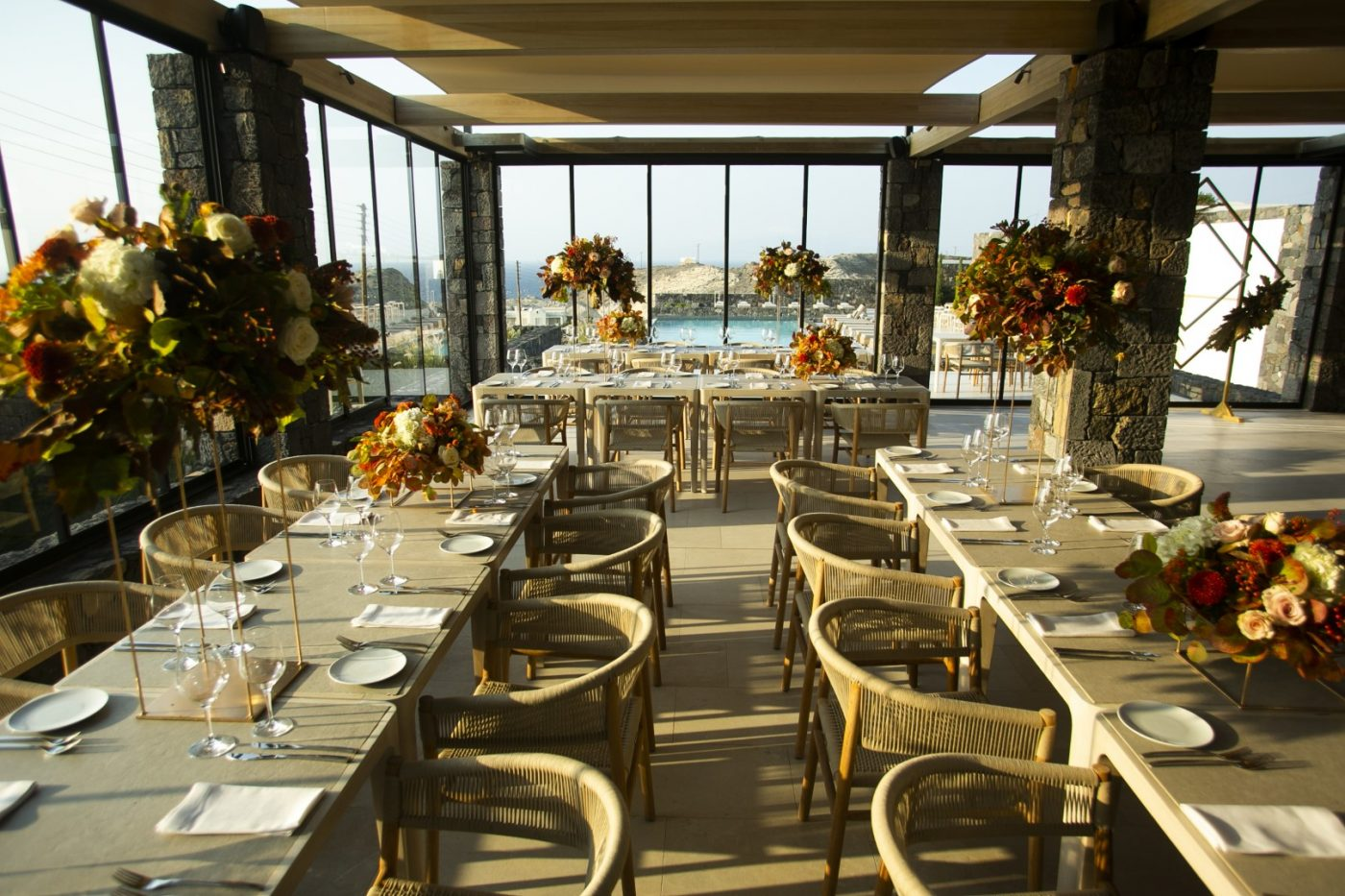 Canaves Oia Epitome Wedding Venue