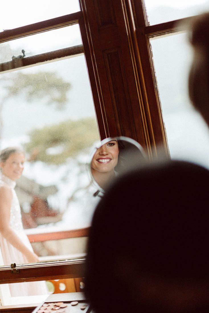 The Lodge On Loch Goil Wedding