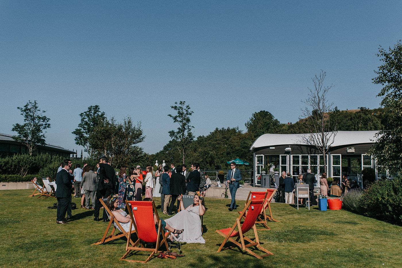 The Glasshouse Wedding Venue