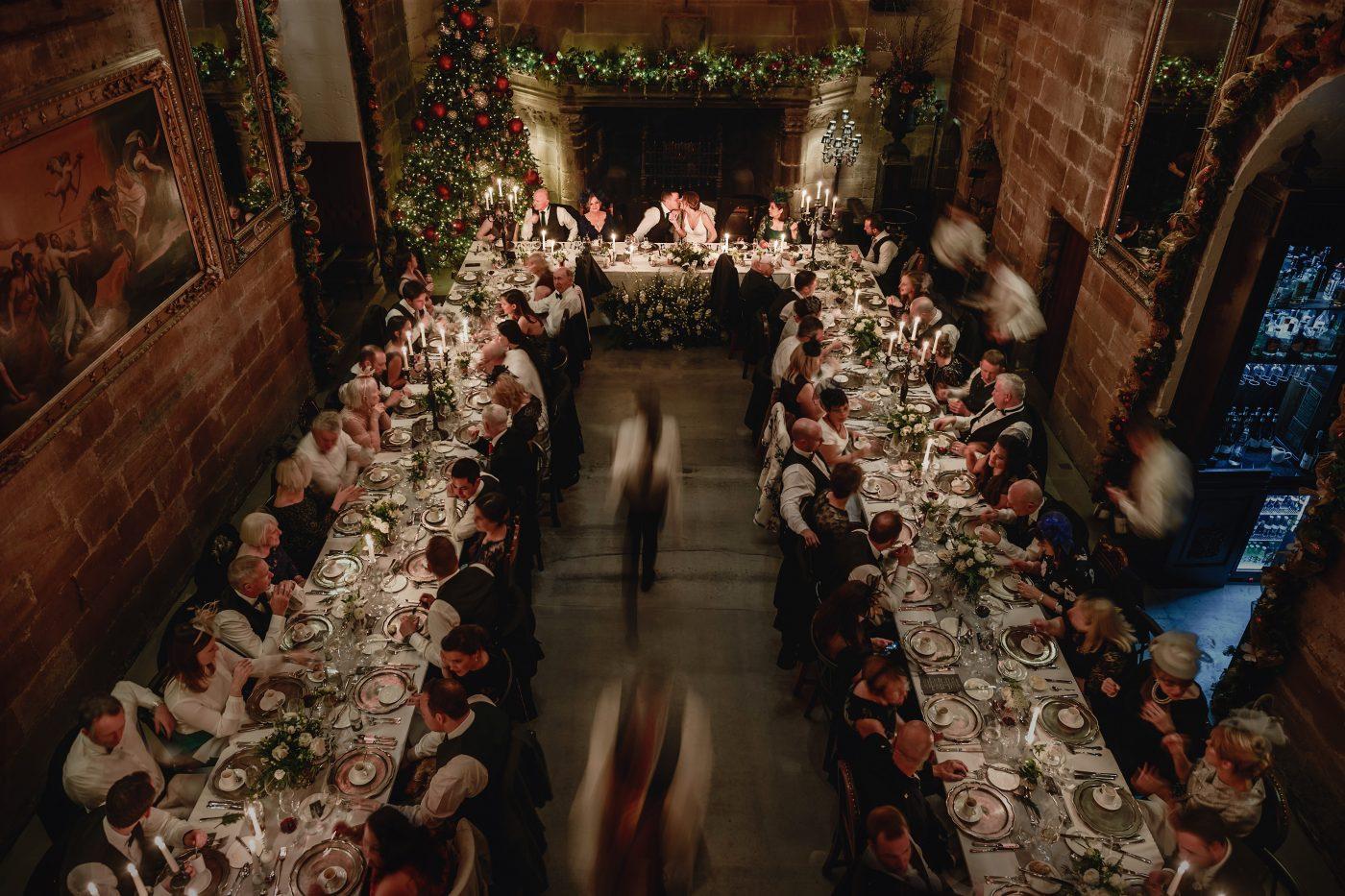 Borthwick Castle Wedding Venue