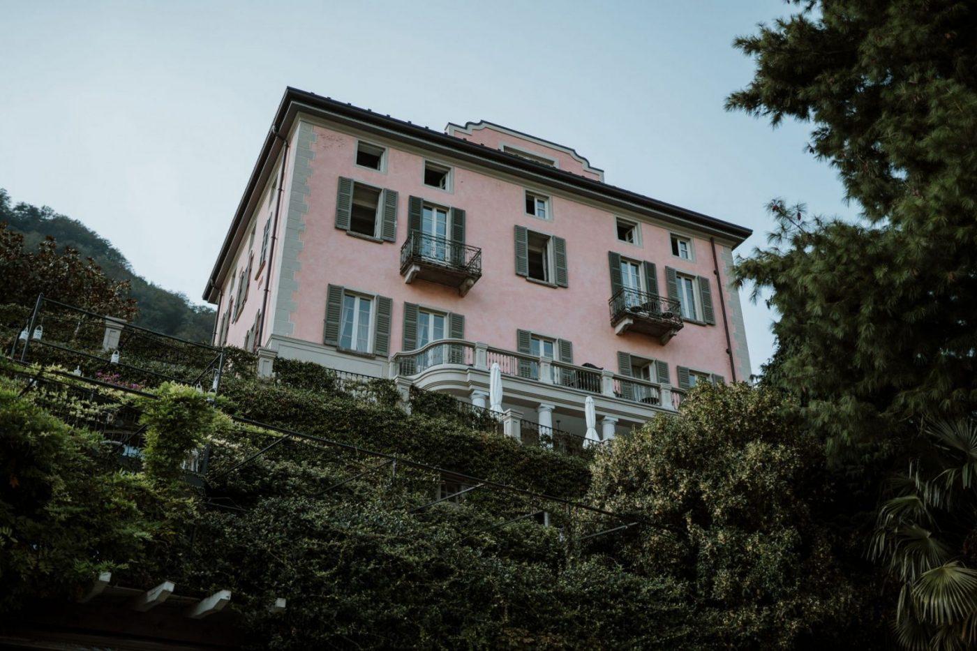 Relais Villa Vittoria Wedding Venue