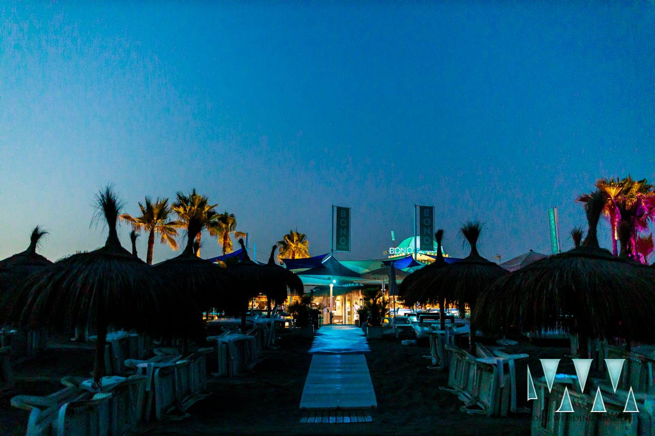 Bono Beach Wedding Venue