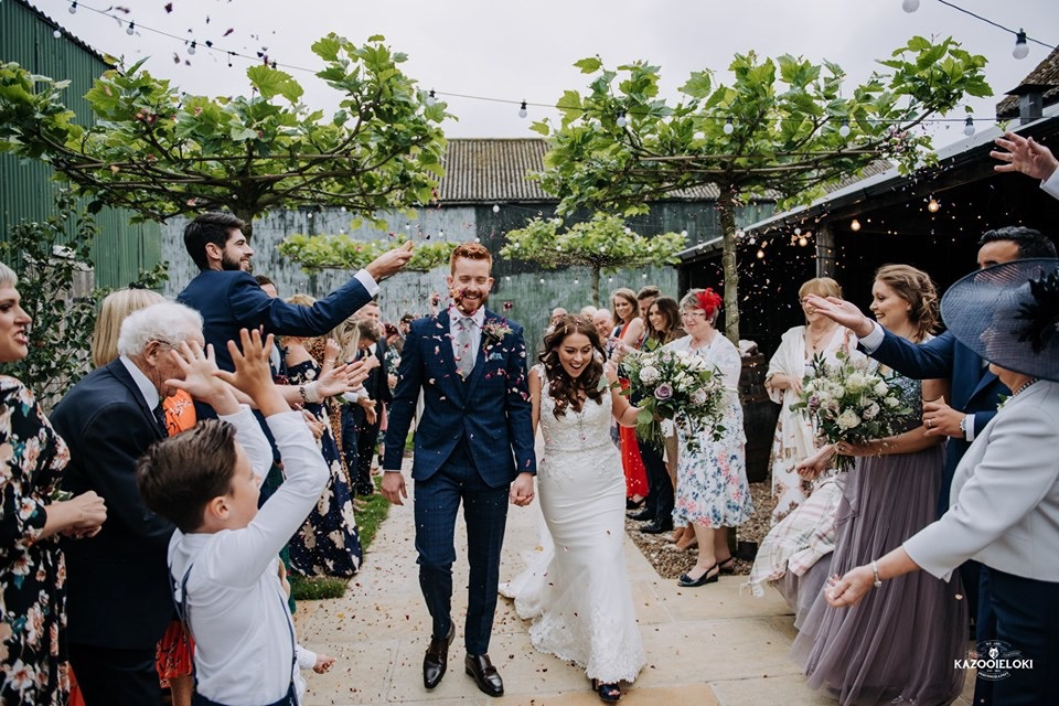 The Barns, East Yorkshire Wedding Venue