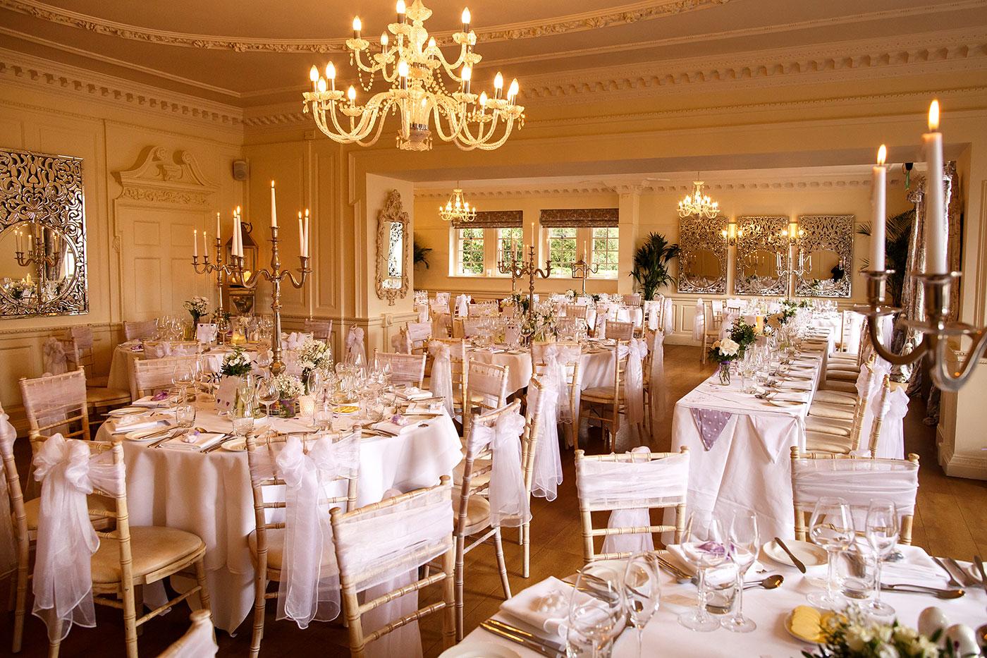 Eaves Hall Wedding Venue