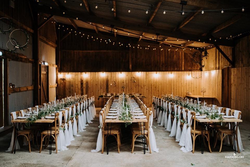 The Barns East Yorkshire Wedding Venue