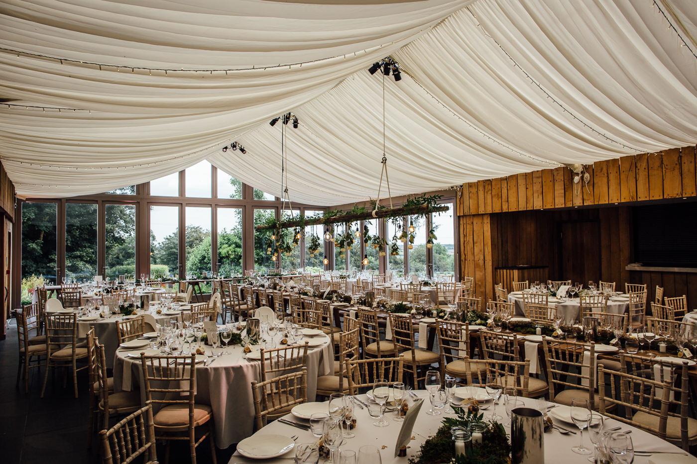 Trevenna Barn Wedding