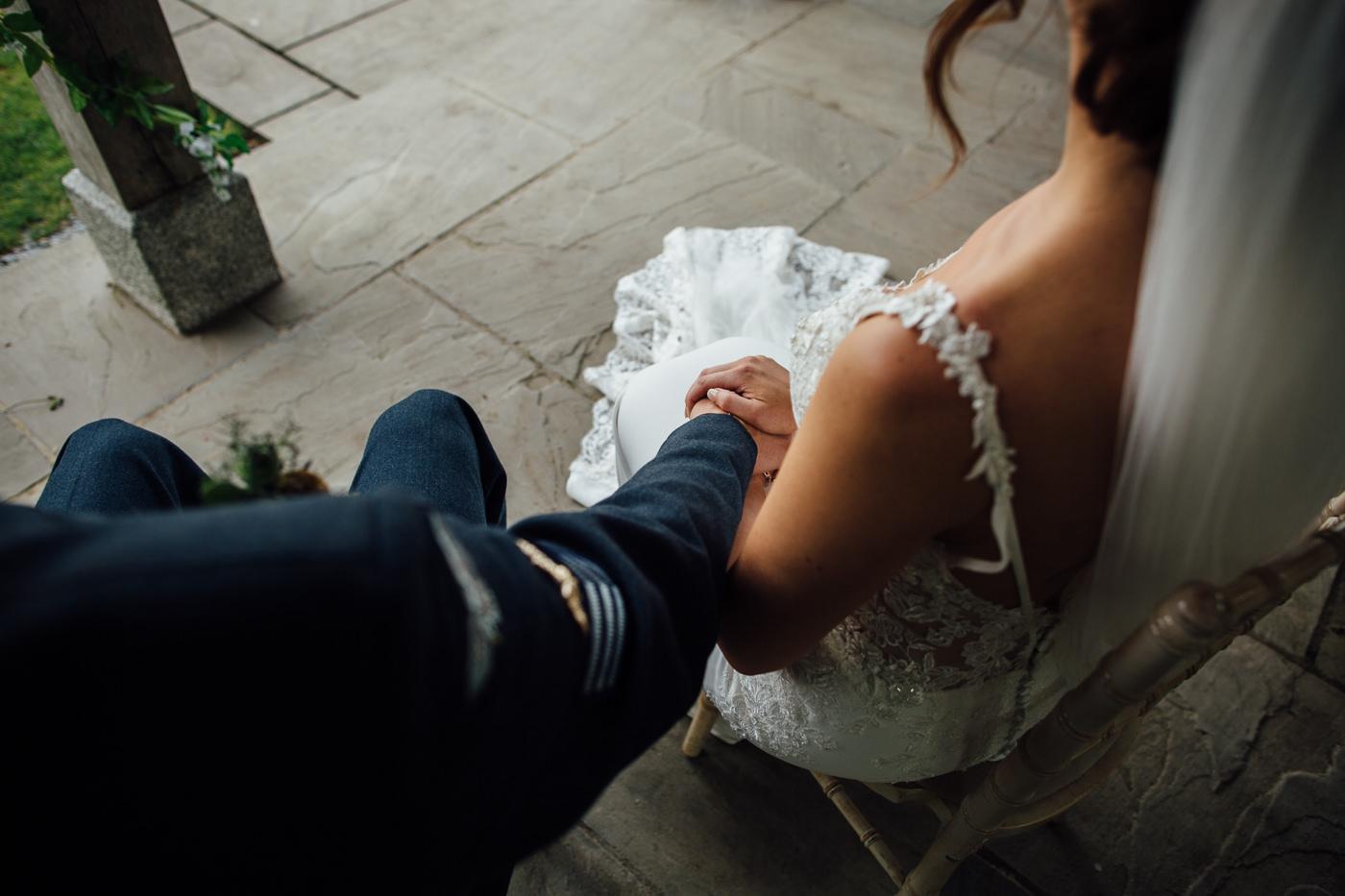 Trevenna Barn Wedding