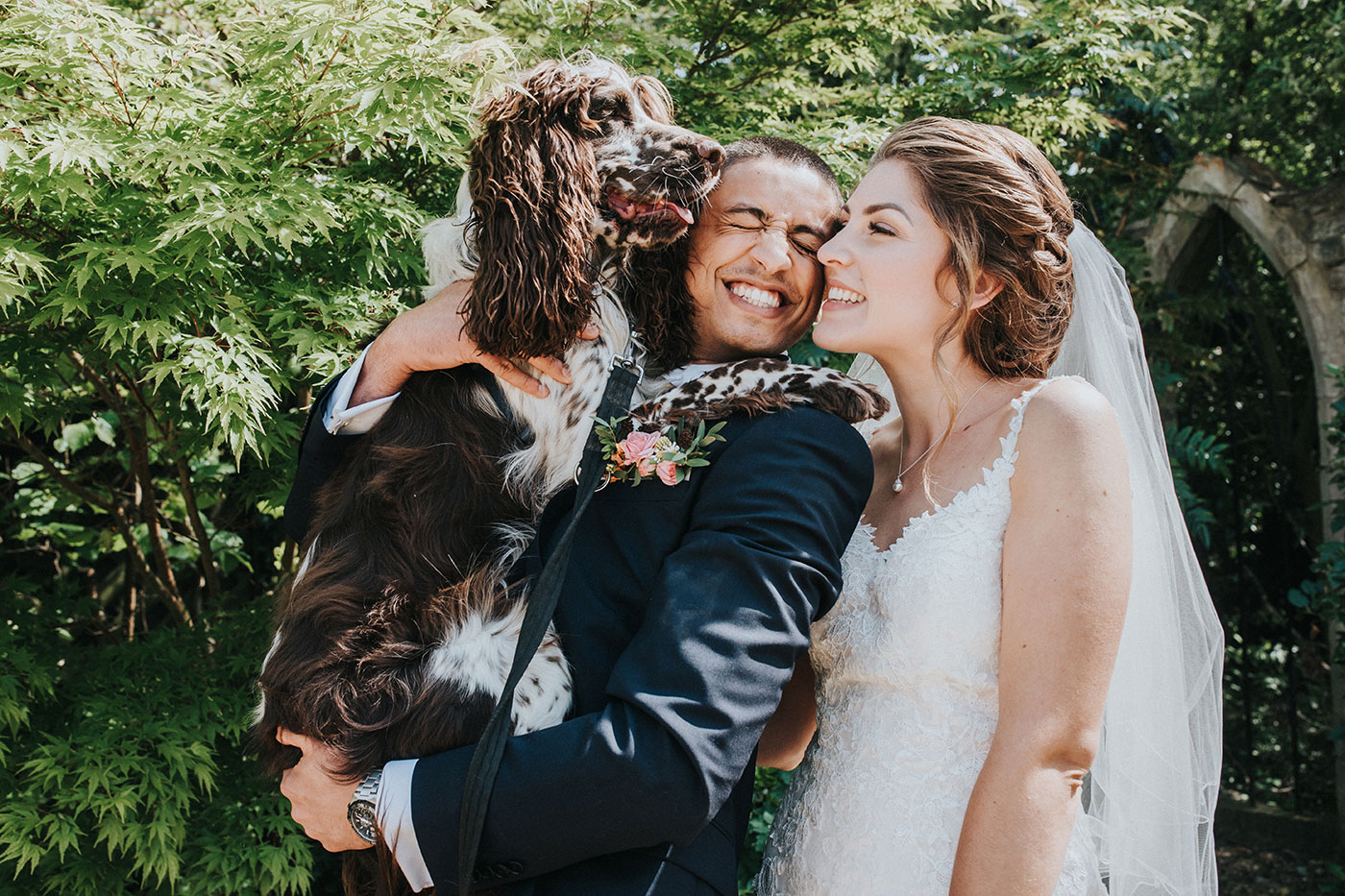 Top Pet Friendly Wedding Venues in the UK