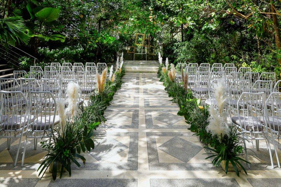 Glass House by Tirtha Wedding Venue