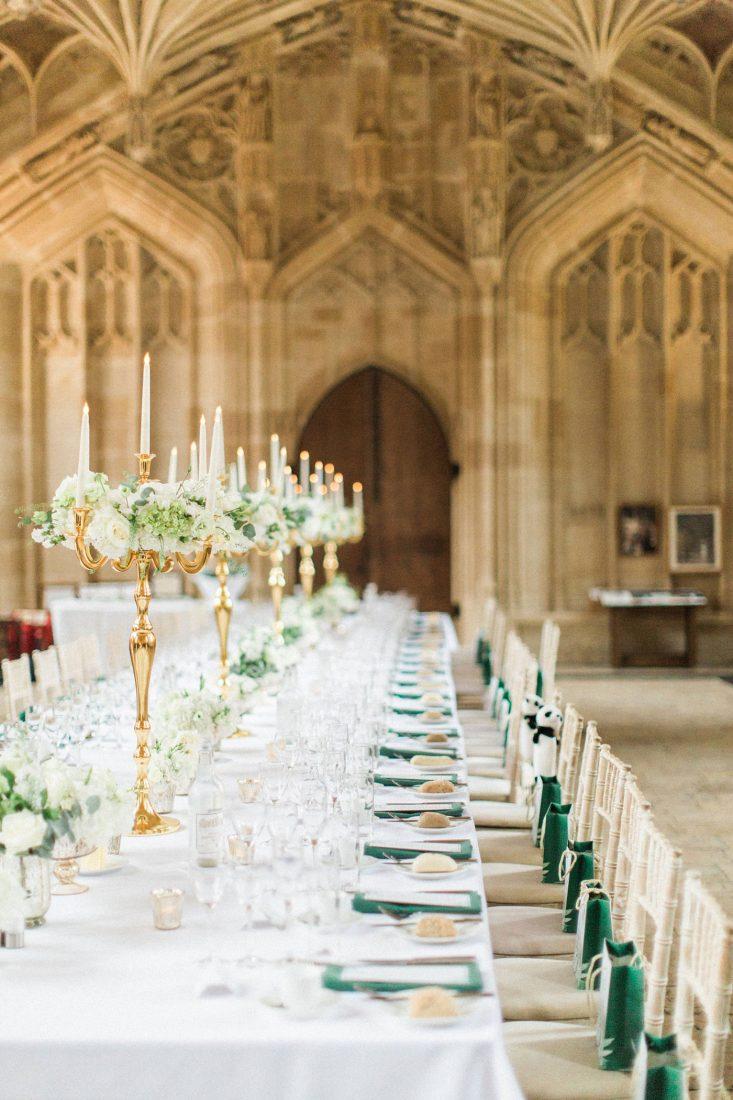 Bodleian Library Wedding