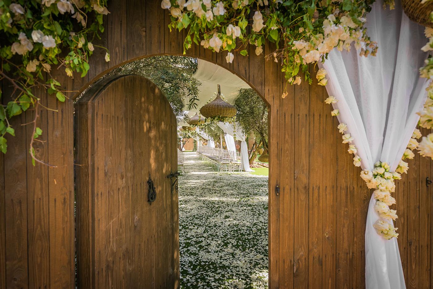 Villa Taj Marrakech Wedding Venue