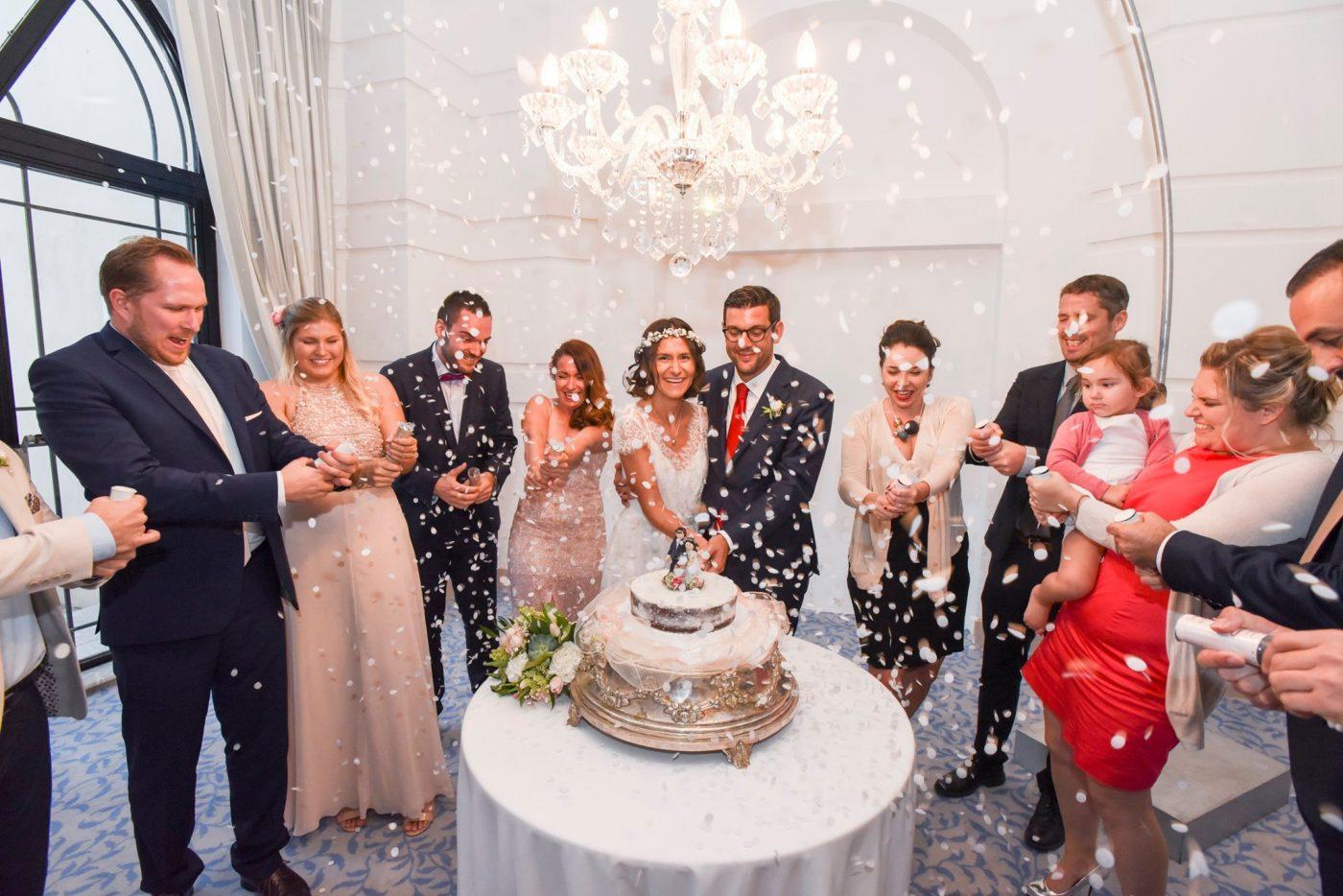 The Phoenicia Malta Wedding Venue