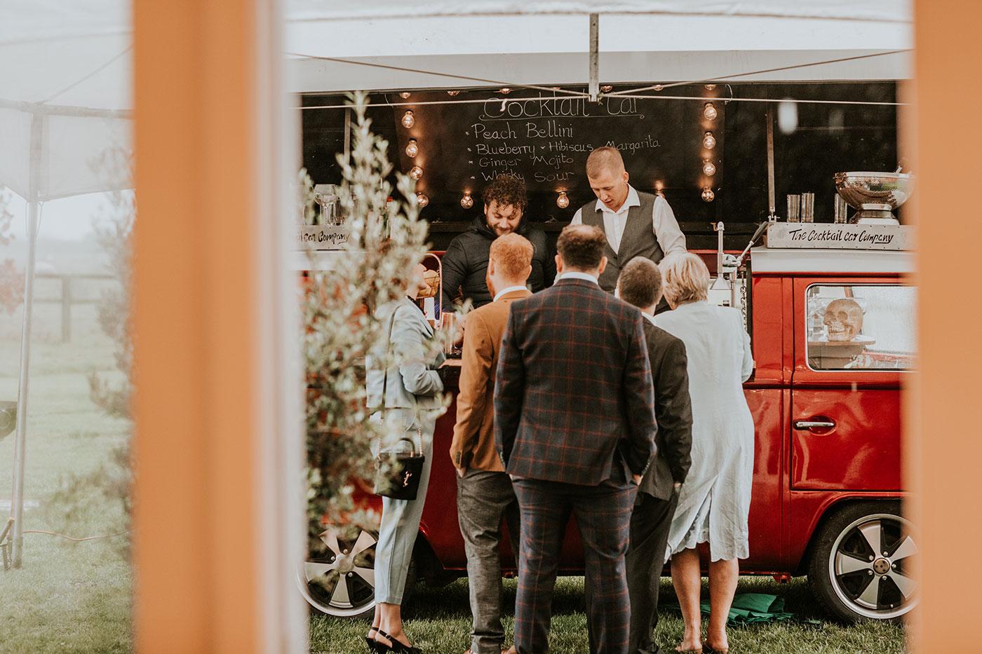 Godwick Hall and Great Barn Wedding