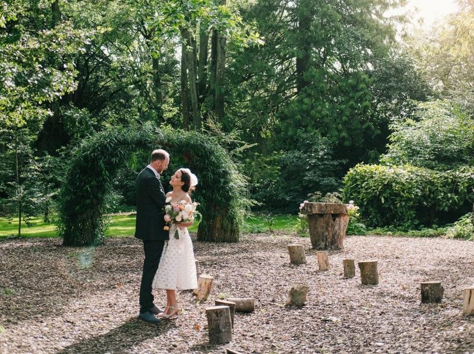 Cloughjordan House Wedding Venue