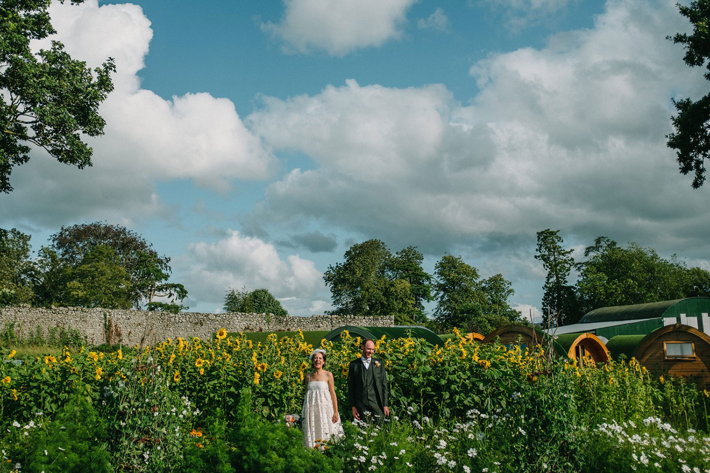 Cloughjordan House Wedding Venue
