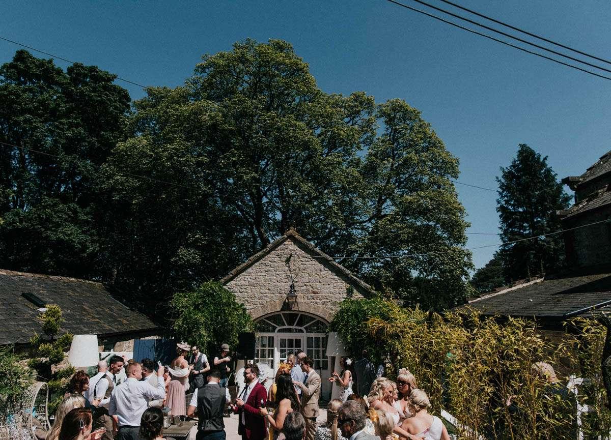 Woodhill Hall Wedding Venue