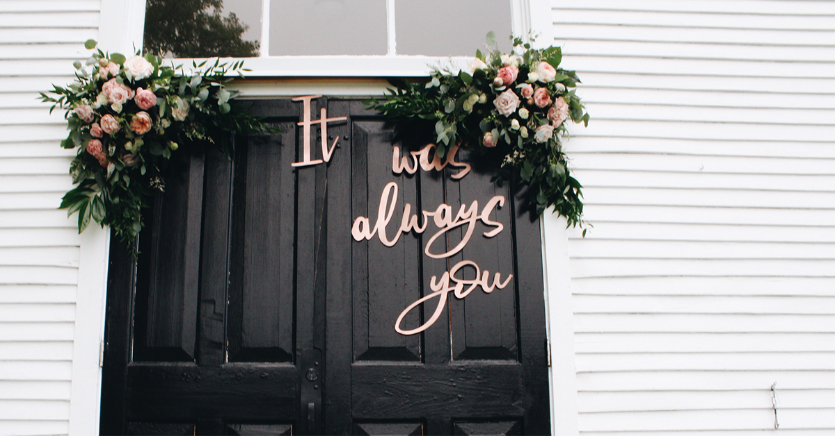 How to Write & Personalise your Wedding Vows