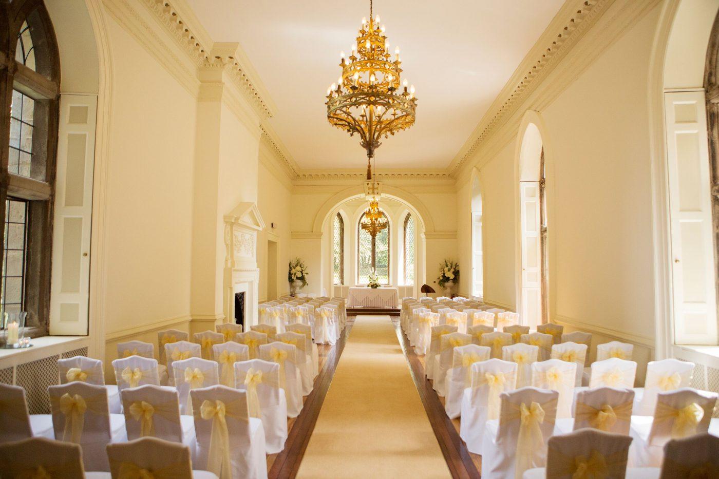 Clearwell Castle Wedding Venue