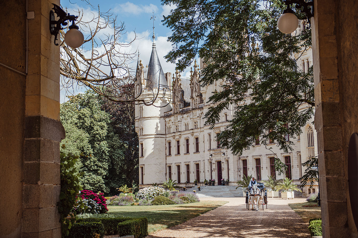 Chateau Challain Wedding Venue