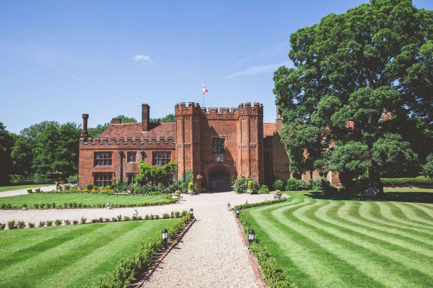 Leez Priory Wedding Venue