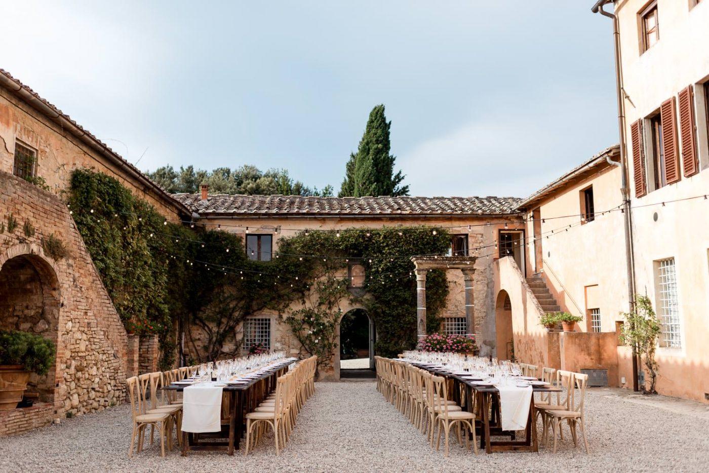 Villa Catignano Wedding