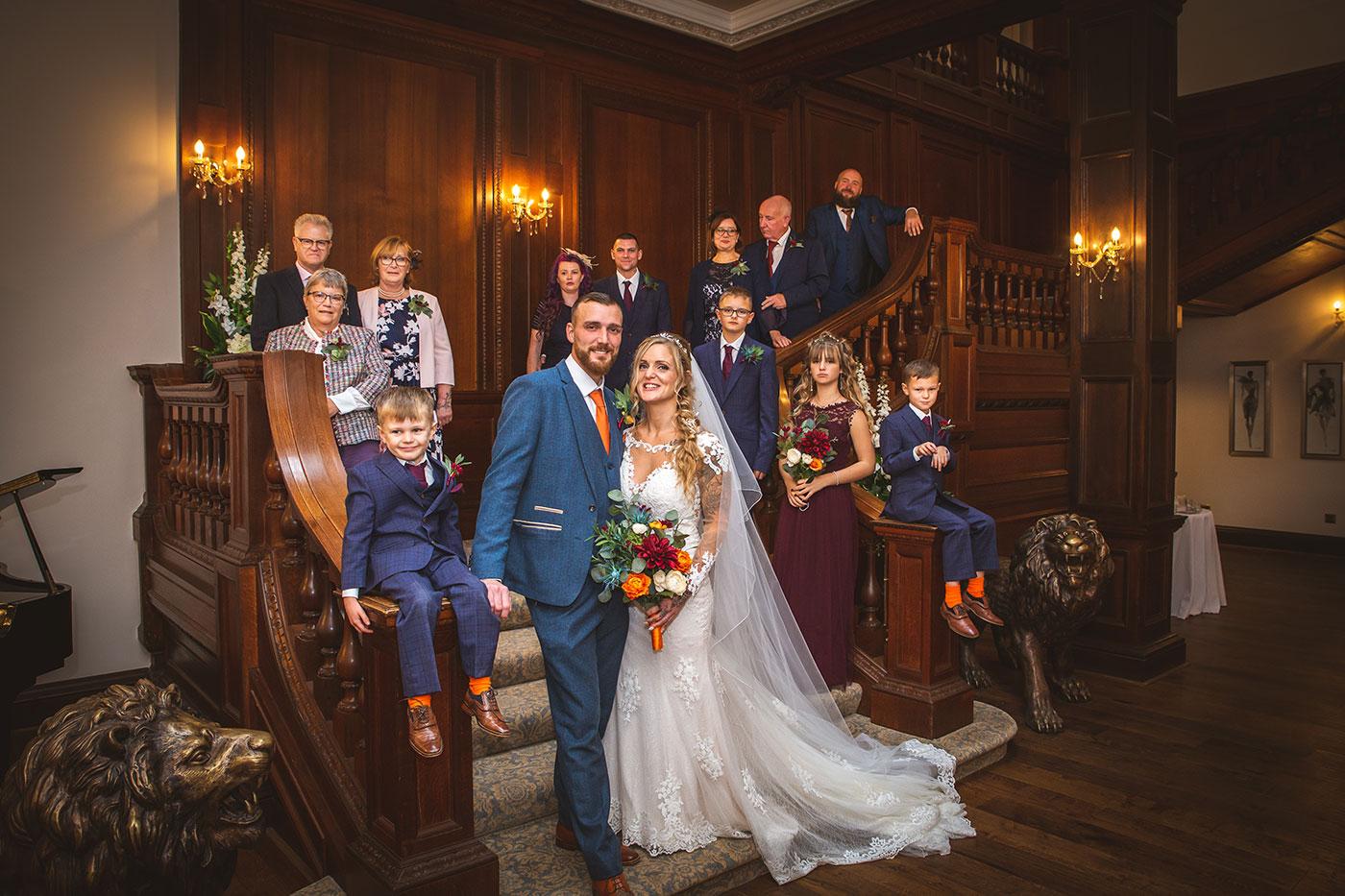 Bourton Hall Wedding Venue