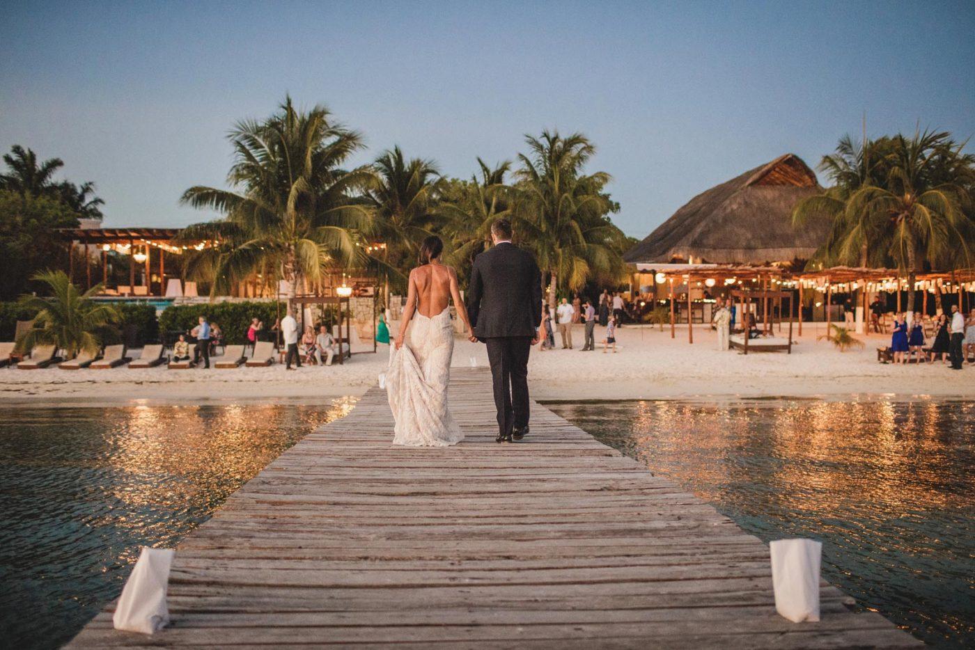 Zama Beach Club Wedding Venue