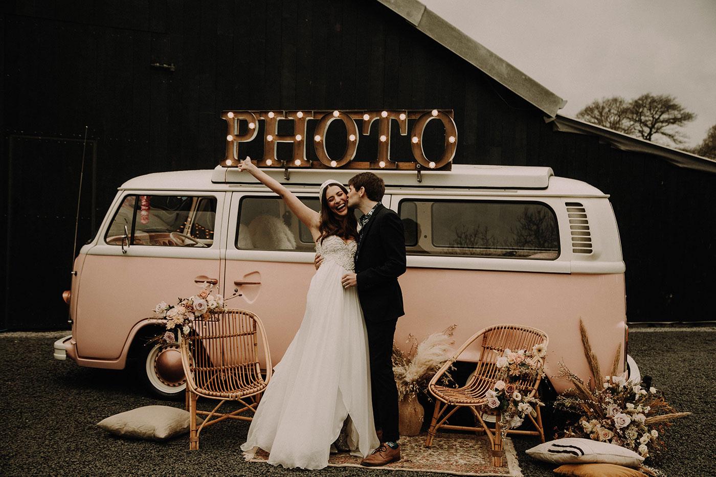 Wedding Photobooths: Why your wedding needs one