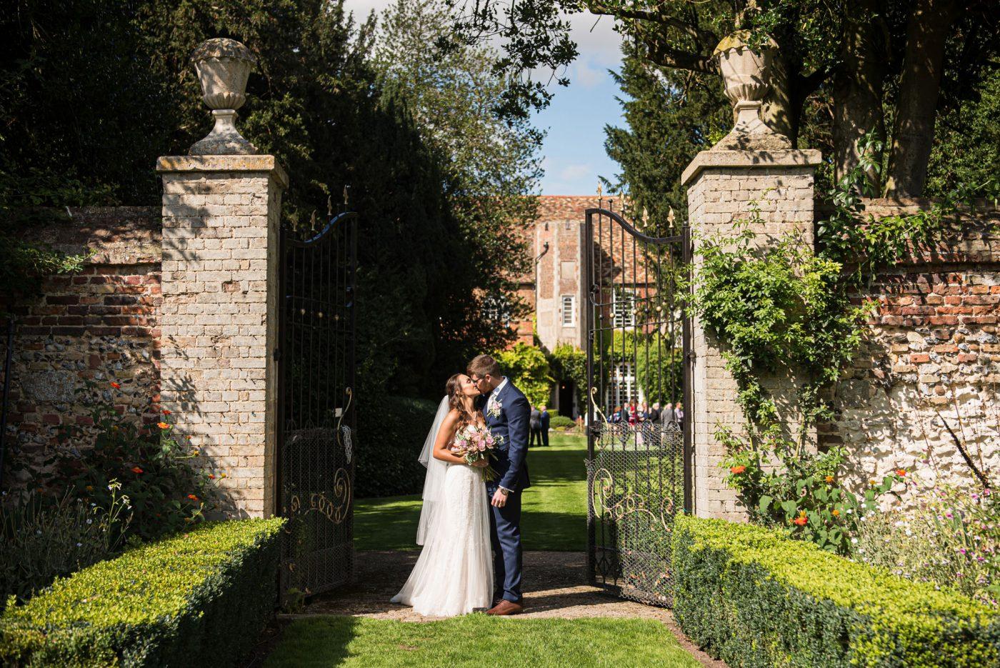 Hockwold Hall Wedding Venue
