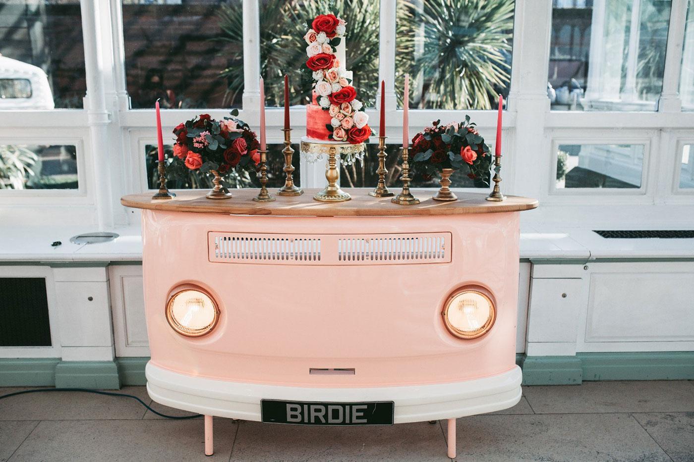 Birdie Campervan Photo Booth