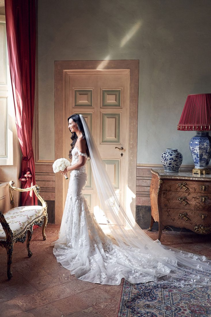 Villa Balbiano Wedding