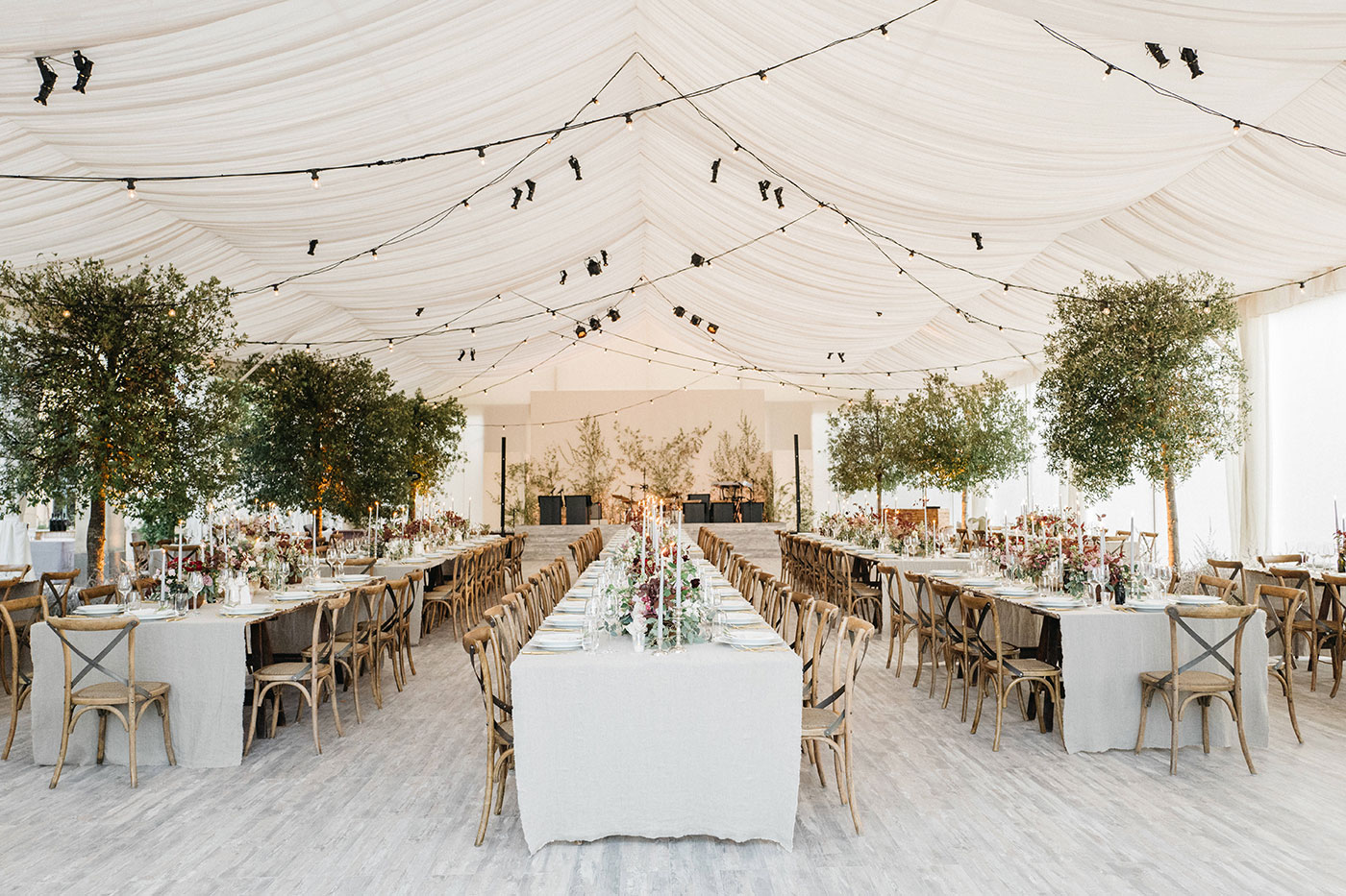 Rosewood Castiglion del Bosco Wedding Venue