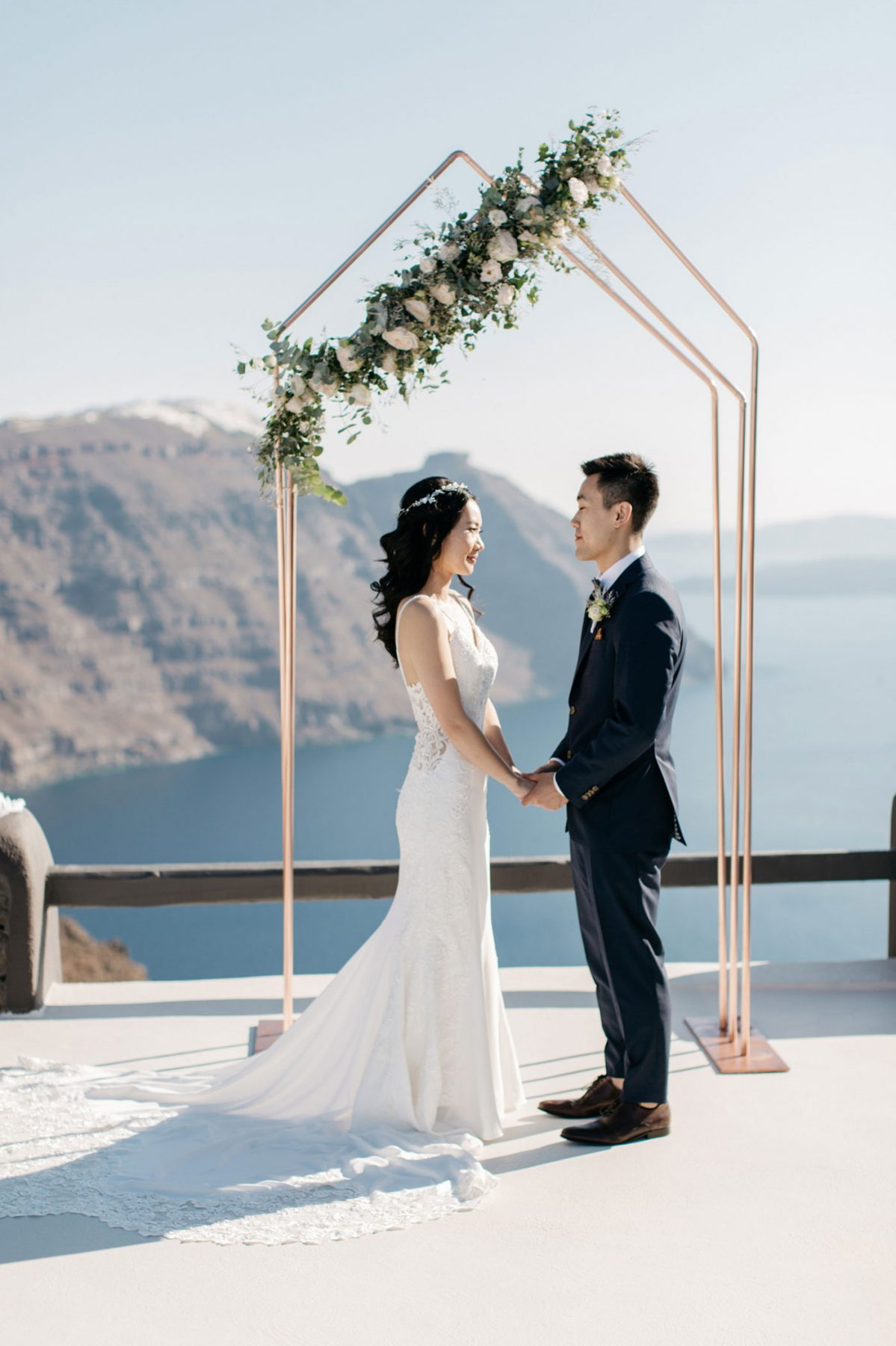 Aenaon Villas Wedding Venue
