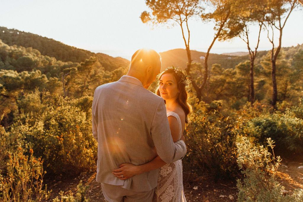 Lucy & Chris's Païssa d'en Bernat Wedding