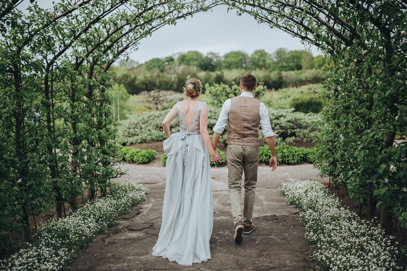 9 Beautiful Outdoor Wedding Venues in the UK
