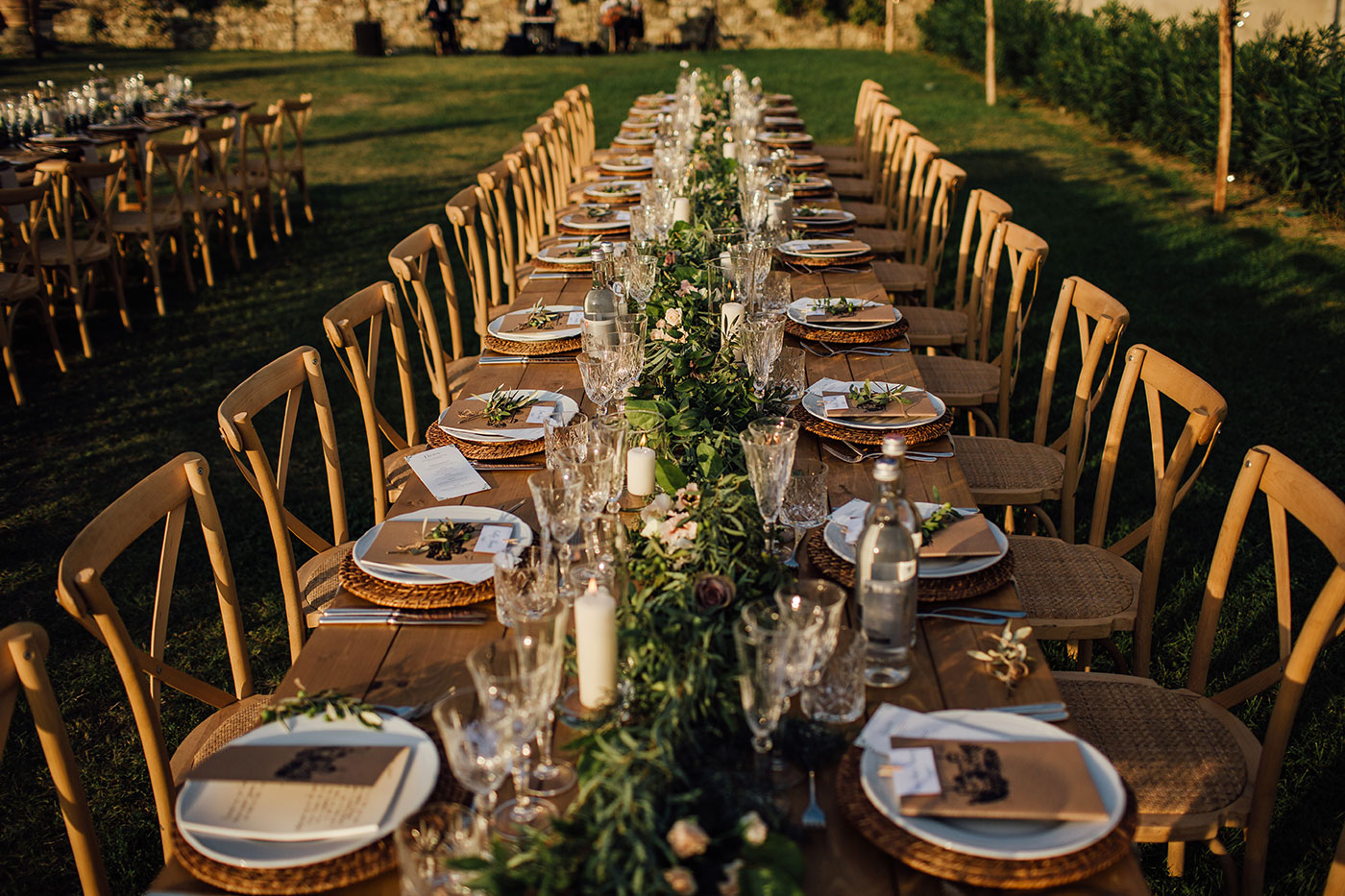 Villa Medicea di Lilliano Wedding Venue