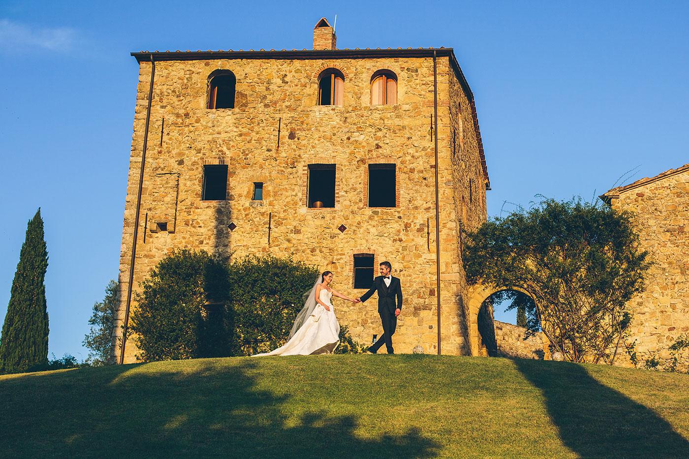 Castello di Vicarello Wedding Venue