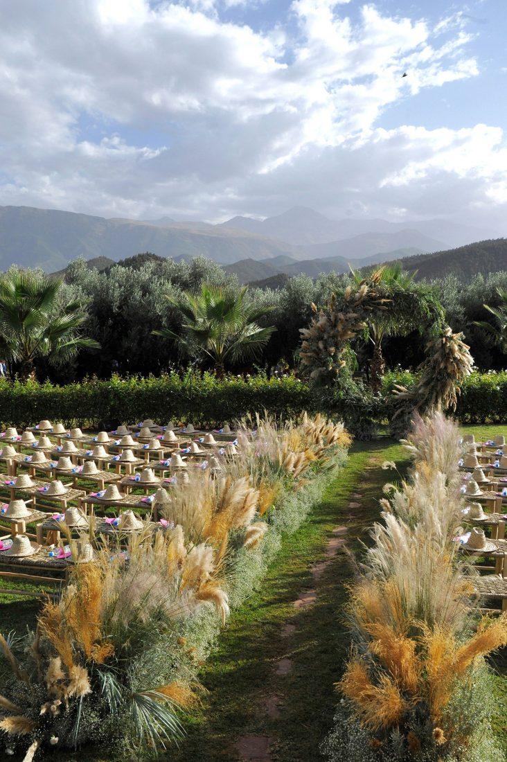 Eco-friendly Moroccan Wedding