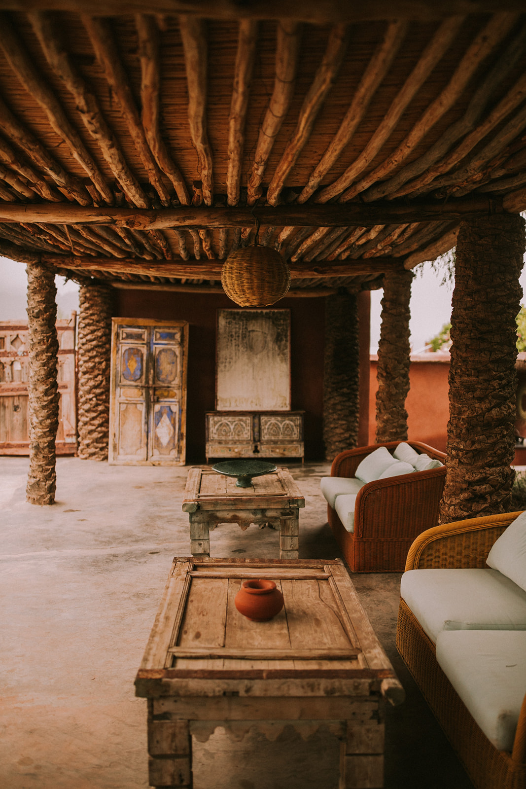 Kasbah Bab Ourika Wedding Venue