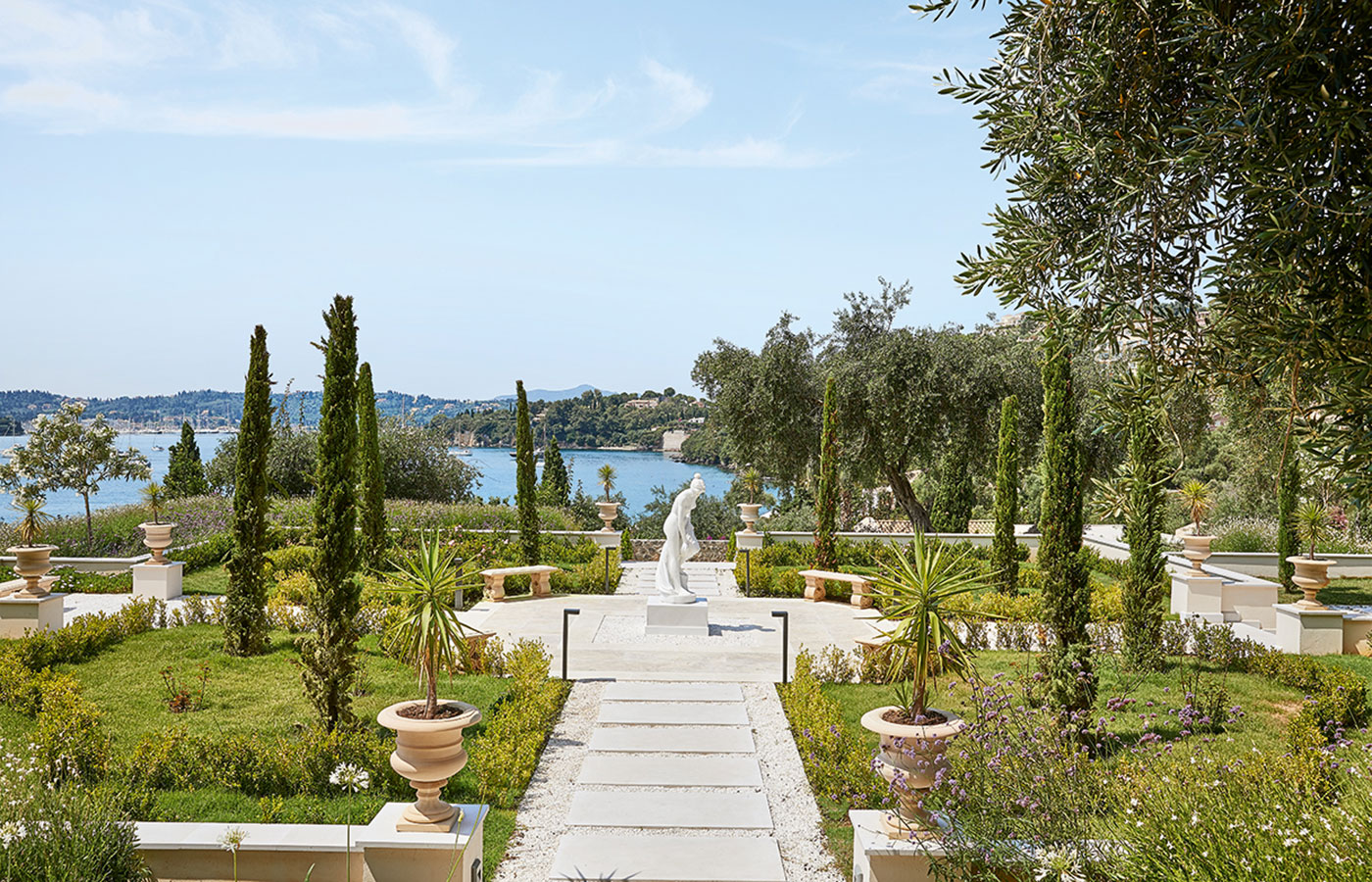 Corfu Imperial Wedding Venue