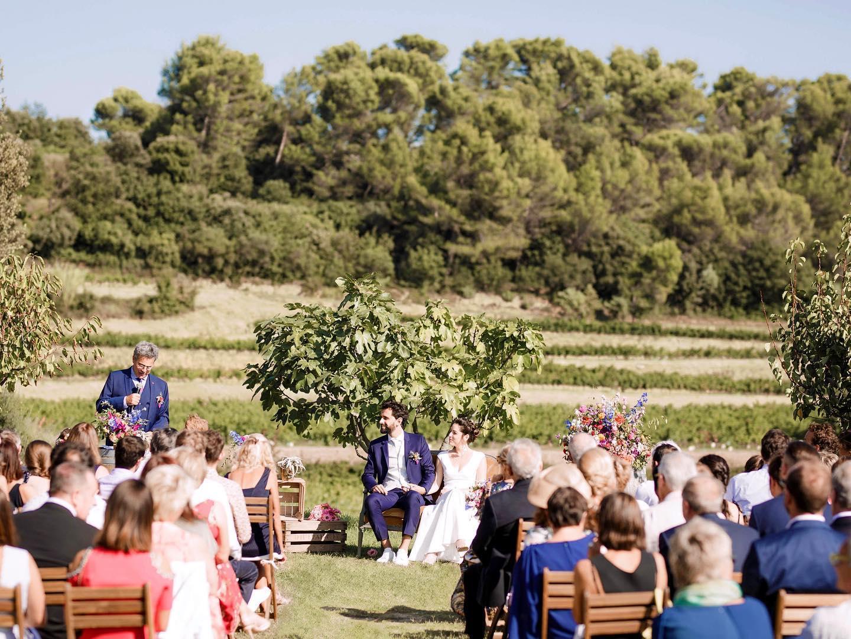 Le Mas de So Wedding Venue