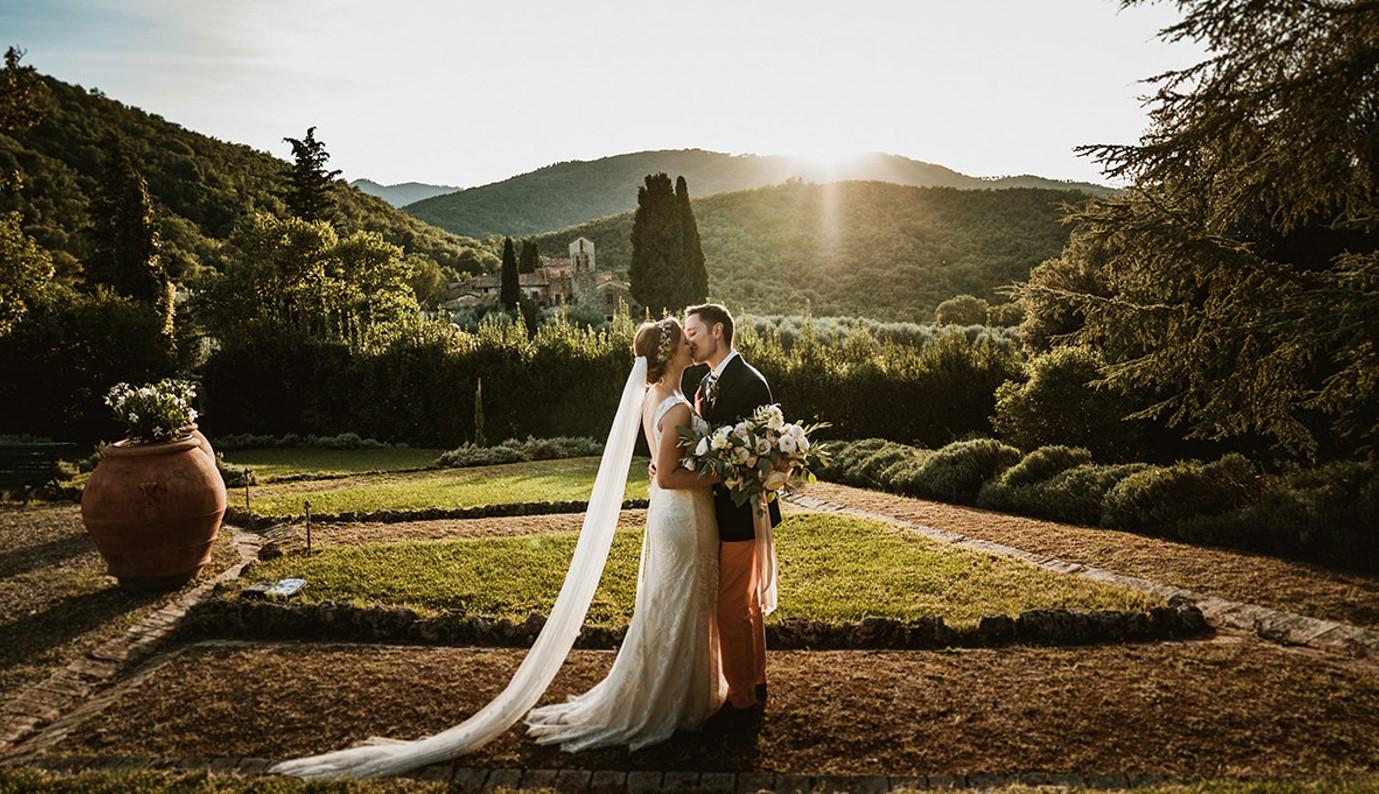 Suzy & Adam's Villa Petrolo Wedding